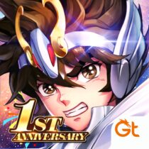 Saint Seiya Awakening Knights of the Zodiac 1.6.46.37 APK Mod for android Download android app
