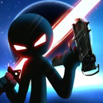Stickman Ghost 2 Galaxy Wars – Shadow Action RPG 6.6 APK Mod for android Download android app