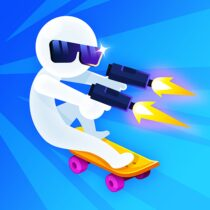 Stickman Skate 3D 0.6 APK PROCrack for android Download android app