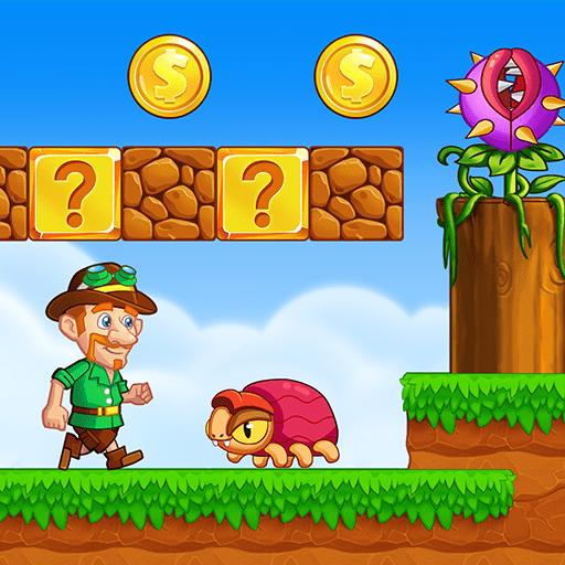 Super Jakes Adventure Jump Run 1.8.6 APK Mod for android Download android app