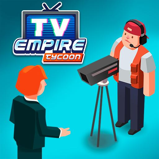 TV Empire Tycoon – Idle Management Game 0.9.4 APK Mod for android Download android app