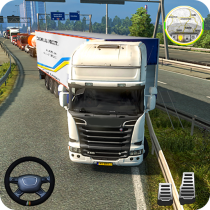 US Heavy Modern Truck Grand Driving Simulator 3D 1.0 APK PROCrack for android Download android app