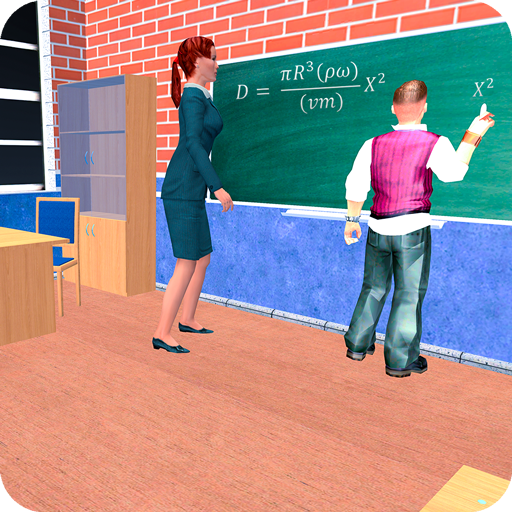 Virtual High School Teacher 3D 2.33.13 APK Mod for android Download android app