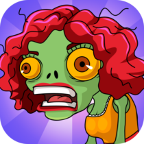 Walking Zombies-Plants Guard War 1.0.3 APK Mod for android Download android app