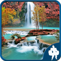 Waterfall Jigsaw Puzzles 1.9.6 APK Mod for android Download android app
