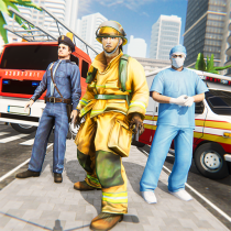 Emergency Rescue Service- Police, Firefighter, Ems 2.0 APK (Mod) for android – Download android app