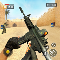 FPS Commando Secret Mission – Free Shooting Games 4.5 APK (Mod) for android – Download android app