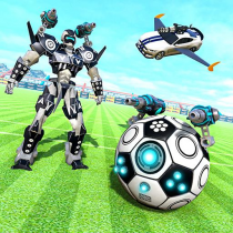 Football Robot Car Game: Muscle Car Robot 2.1 APK (Mod) for android – Download android app