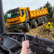 Heavy Truck Simulator : Offroad Cargo Transport 1.0.6 APK (PRO/Crack) for android – Download android app