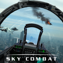 Sky Combat: war planes online simulator PVP 4.2 APK (PRO/Crack) for android – Download android app