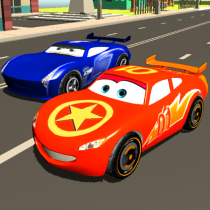 Super Kids Car Racing In Traffic 1.11 APK (Mod) for android – Download android app