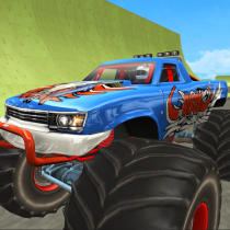 crazy monster speedy truck racing game 2 APK (Mod) for android – Download android app